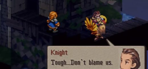 Final Fantasy Tactics, PlayStation. Quelle: rpgfan.com