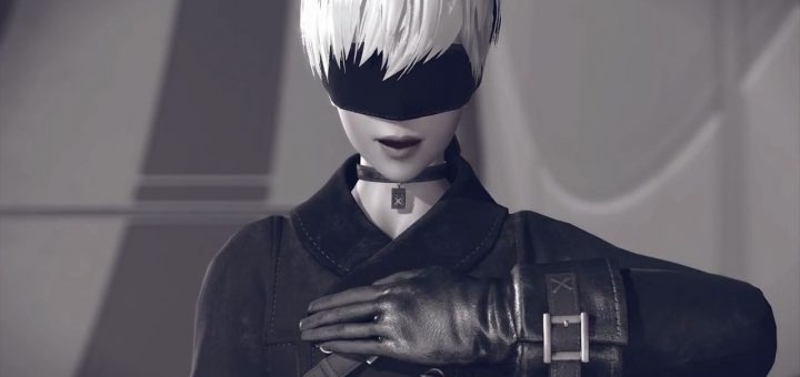 """Glory to Mankind"". NieR: Automata, Square Enix."