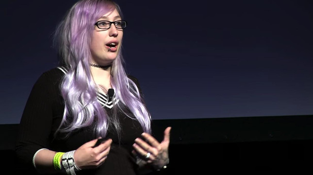 »We wanted to communicate what it's like to be in that headspace.« – Zoe Quinn (Quelle: Gameplanet)