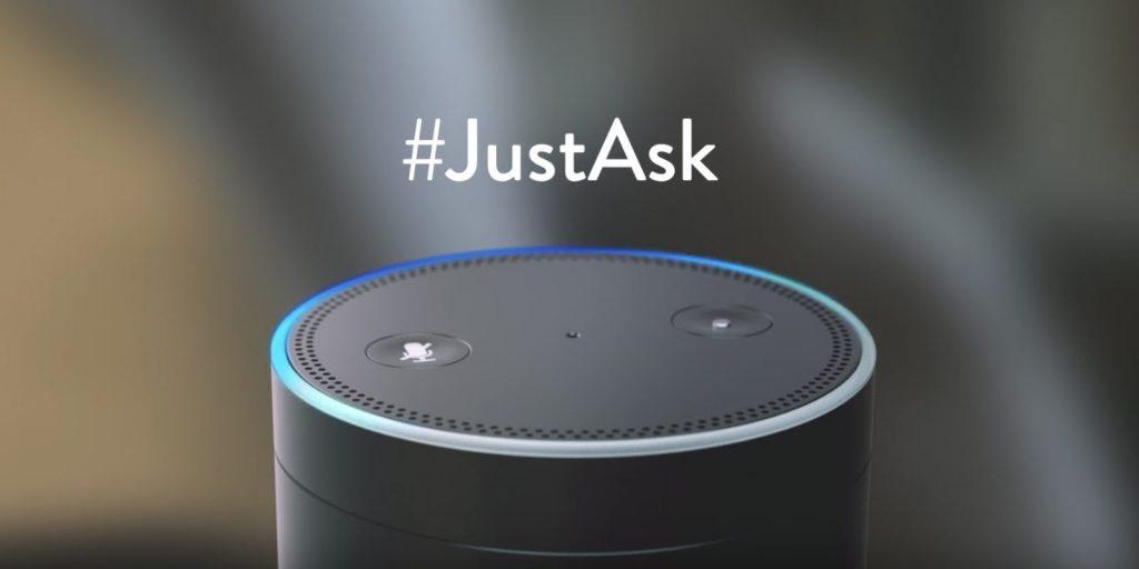 Alexa, erzähl mir eine Geschichte.