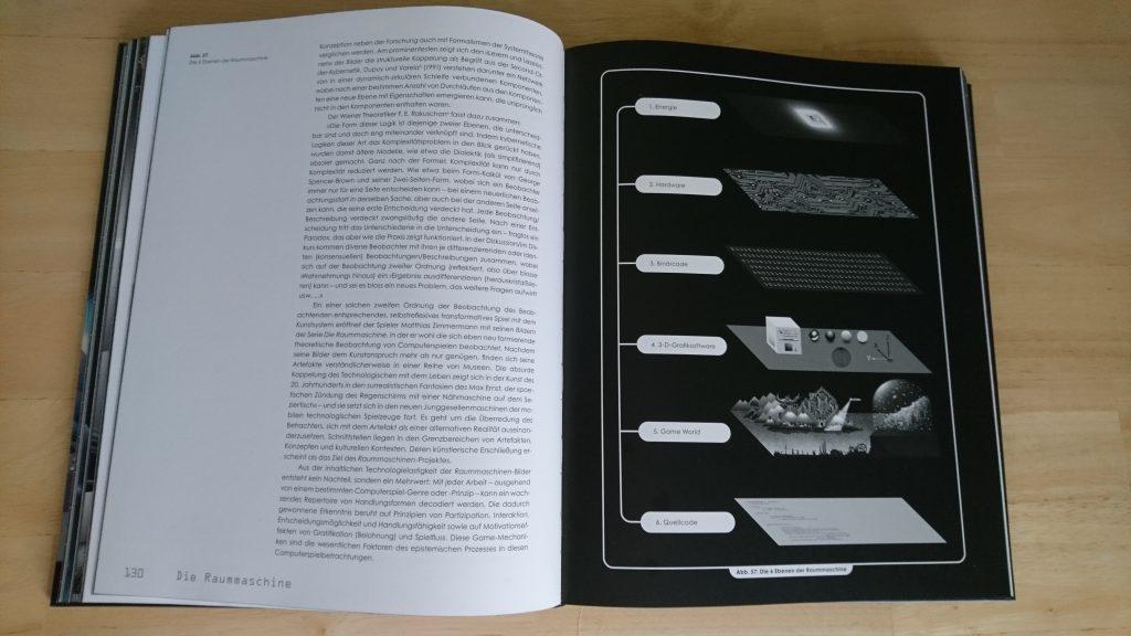 Der Aufbau des Diasec-Verfahrens. Foto: Pascal Wagner.